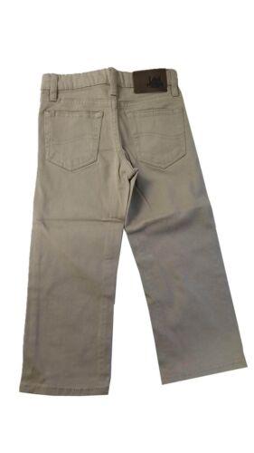 Lee Boys Premium Select Sure-2-Fit Straight Leg Pants Khaki