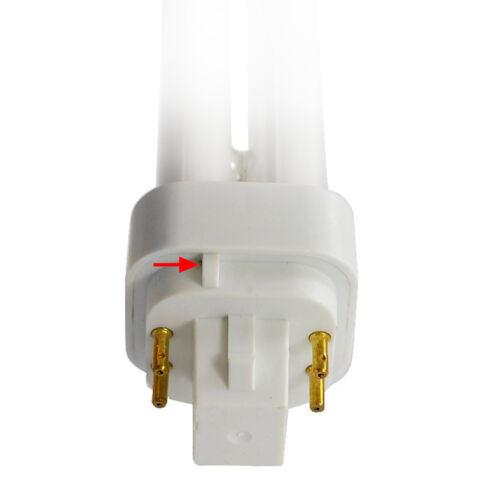 USHIO Compact Fluorescent 18w CF18DE//835 Dimmable Bulb