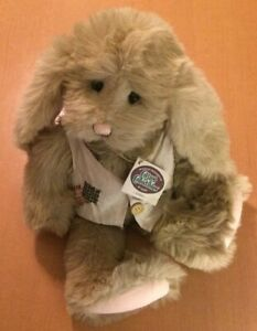 Ganz Cottage Collectibles Bunny Rabbit Named Nibbles 14 Ebay