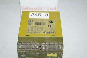 Pilz-Pnoz-V-Dispositif-de-Commutation-D-039-Arret-D-039-Urgence-474791