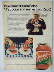 1976-Hunt-039-s-Prima-Salsa-Spaghetti-Sauce-Ragu-Magazine-Advertisement-Ad-Page