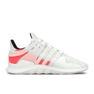 low priced 5cc18 e0345 Details about Mens ADIDAS EQT SUPPORT ADV White Running Trainers BB2791