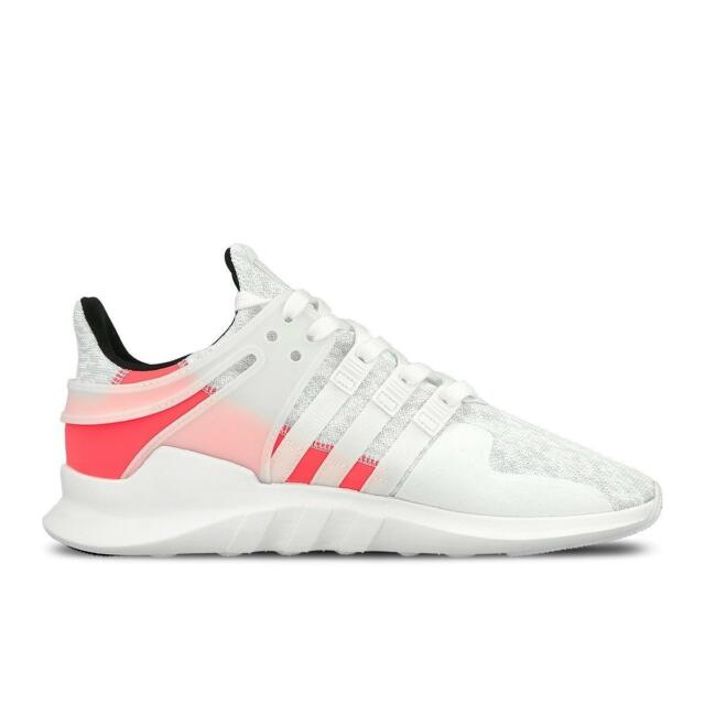 official photos ec47a f5f08 Mens ADIDAS EQT SUPPORT ADV White Running Trainers BB2791