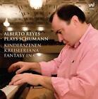 Alberto Reyes plays Schumann von Alberto Reyes (2014)