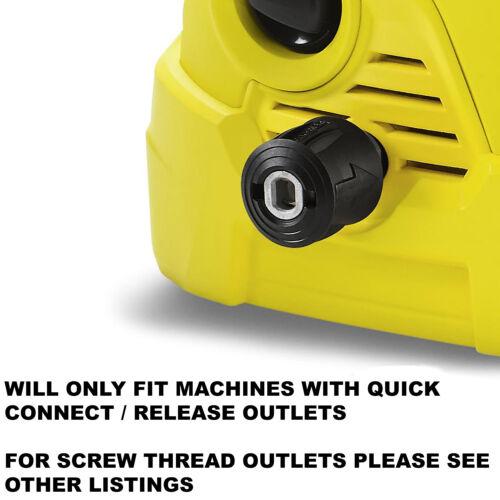 Karcher K Serie 5 M Reemplazo Lavadora a Presión Manguera haga clic haga clic en K2 control total