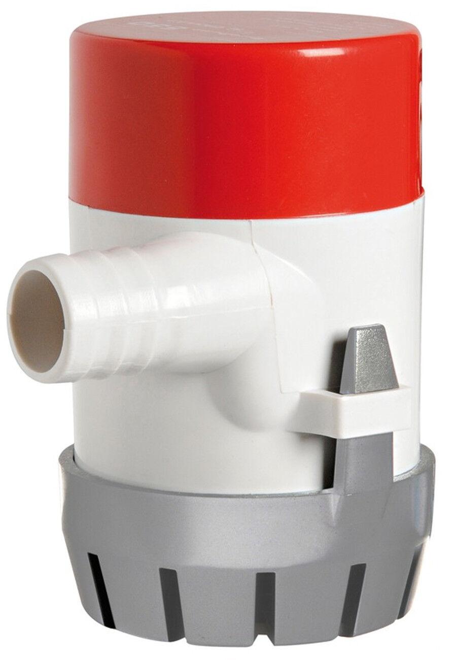 Osculati Lenzpumpe Bilgenpumpe Zentrifugal Tauchpumpe elektrisch 12 Volt - NEU