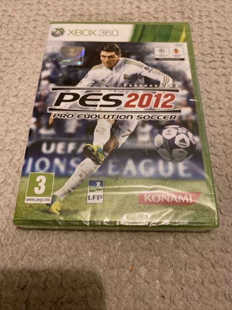 😍 jeu xbox 360 / one pal fr neuf blister pes 2012 pro evolution soccer 12