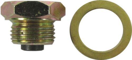 1989-1992 Cárter de Perno Enchufe magnético de drenaje de aceite para BMW K 100 RS 16 Válvula