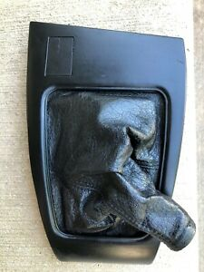 Gear Boot For Toyota Celica 1990-93 Leather