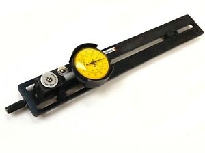 Standard-Dorsey-5-034-13-034-Heavy-Duty-Dial-Indicator-Shallow-Diameter-Groove-Gage