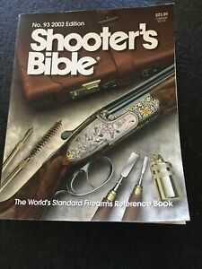 Shooters Bible 93 2002 Edition