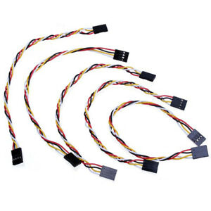 5pcs-4-Pin-20cm-2-54mm-Cable-Jumper-Dupont-Wire-For-Arduino-Female-To-Female