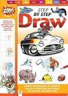 Zap! Step by Step Draw by Hinkler Books (AU) (Spiral bound, 2014)