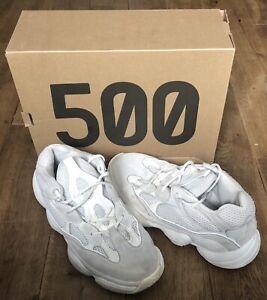 Para hombres Genuino Adidas Yeezy 500