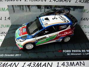 RIT86G-voiture-1-43-IXO-Altaya-Rallye-ITALIE-FORD-Fiesta-RS-wrc-Hirvonen-2011