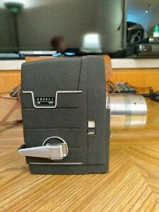 Bell & Howell Electric Eye Movie Camera With Comat Zoom f/2.3 Lens
