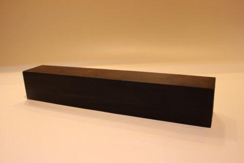 "African Blackwood Blank 1.5/""x 1.5/""x 23-1//2/"""