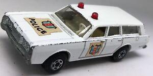 VINTAGE-MATCHBOX-SUPERFAST-N-55-MERCURIO-auto-della-polizia-Commuter-Estate
