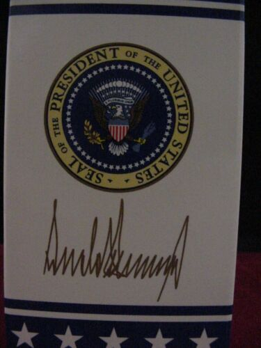 AF-1 LOT OF 60 President Donald Trump Peanut M/&M Chocolate Candy  $2.50 //EACH