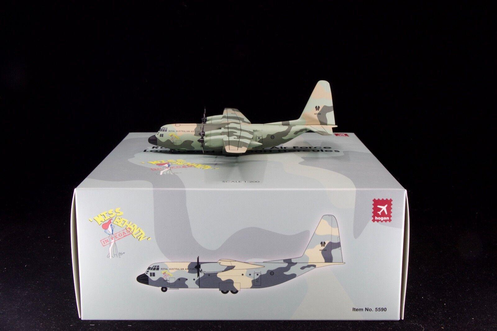 Hogan 1/200 Royal Australian Fuerza Aérea C-130 'Miss behavin' A97-006