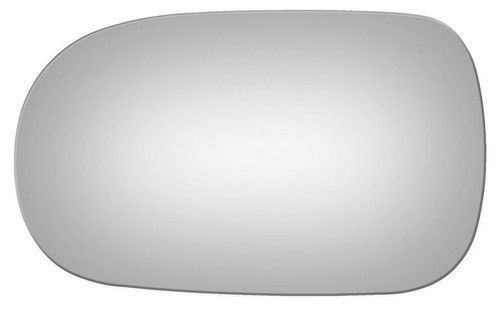 Driver Side View Drop Fit OE Replacement Mirror Glass F26036 Fits Nissan
