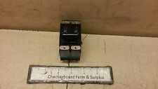 NOS Eaton Time Delay Circuit Breaker AM2-Z229-4 979212-4 2-Pole 28 VDC 240 VAC