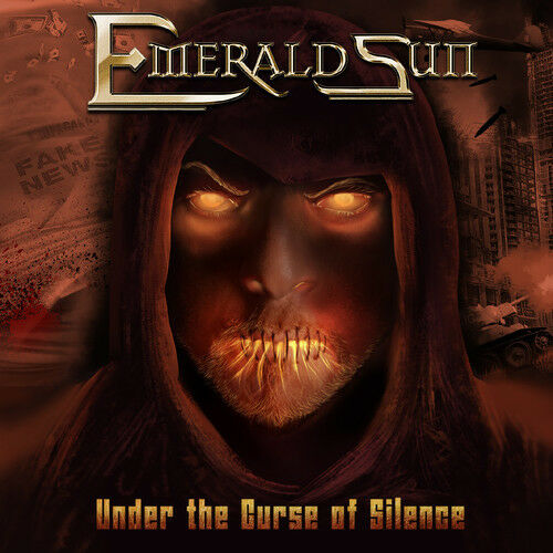 Emerald Sun - Under The Curse Of Silence [New CD]
