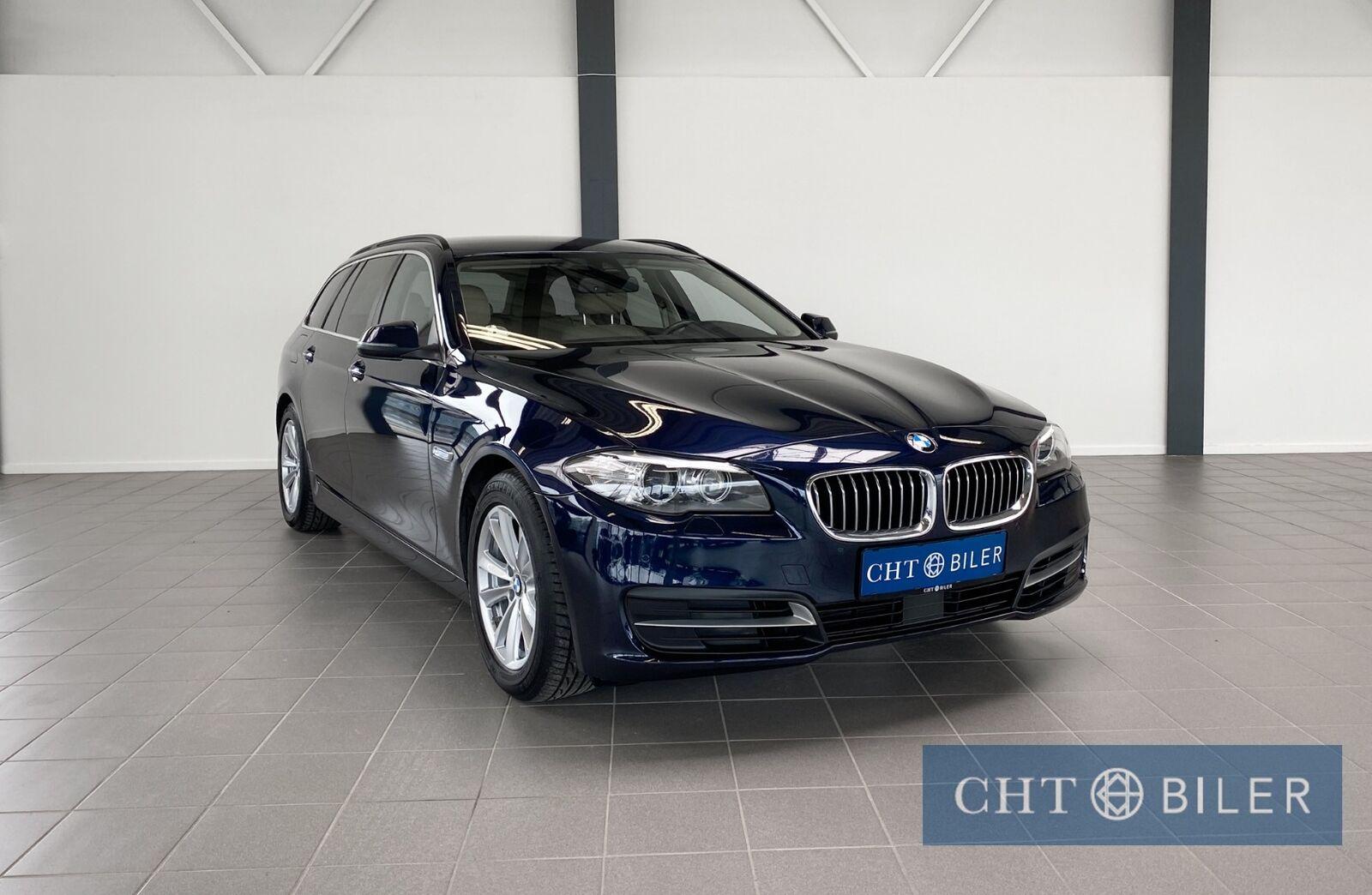 BMW 520d 2,0 Touring aut. 5d - 299.800 kr.
