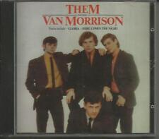 Them  Featuring Van Morrison - London Canada CD 820 925-2