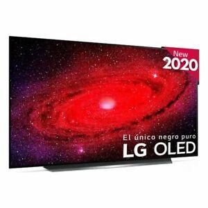 """TV intelligente LG OLED77CX6LA 77"""" 4K Ultra HD OLED WiFi Noir"""