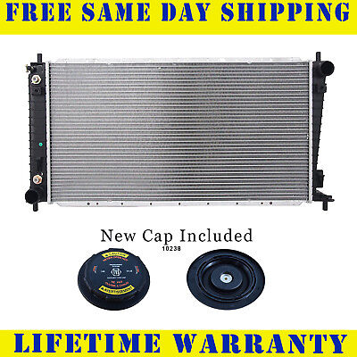 Brand New Replacement Aluminum Radiator for 97-06 Ford F-150 5.4L V8 Fits Q1831