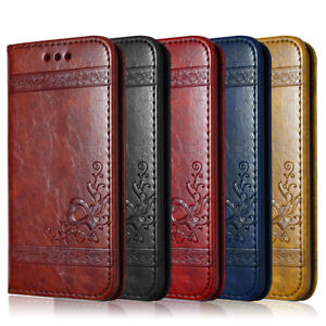 For-iPhone-4-5-6-6s-7-Plus-Magnetic-Flip-Cover-Wallet-Card-PU-Leather-Phone-Case