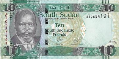 REPLACEMENT 100 Pounds South Sudan 2011 P-10a UNC /> ZZ