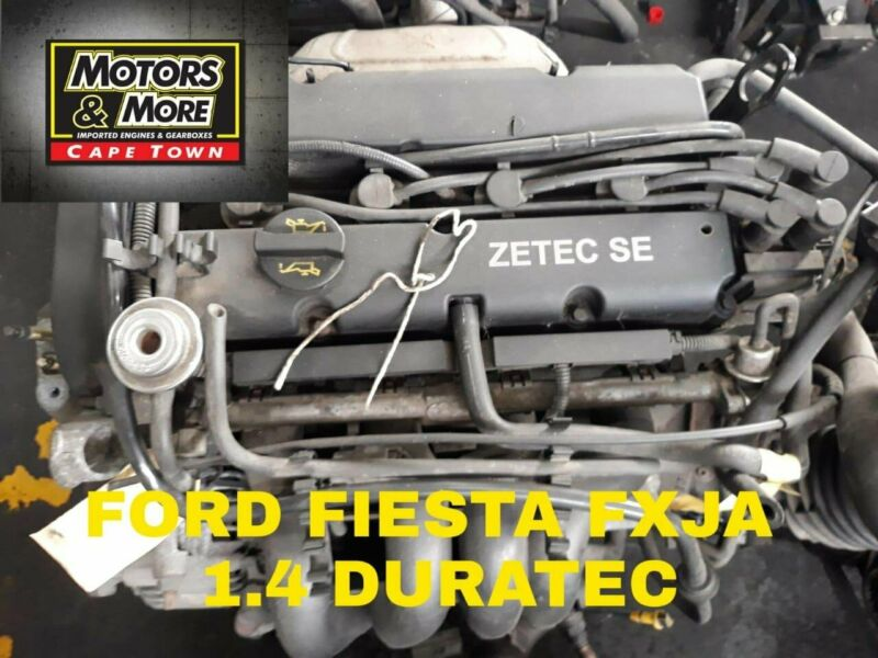 Ford Focus FXJA 1.4 Engine For Sale No Trade in Needed
