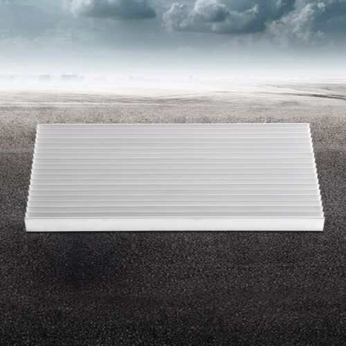 Aluminium Kühlkörper Kühlung 300*140*20mm Kühler Heatsink fr LED Lampe Licht de