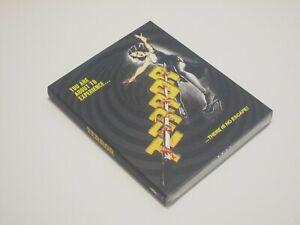 El-Terror-Blu-ray-DVD-edicion-limitada-con-raro-Fuera-de-imprenta-Slipcover-sindrome-de-vinagre
