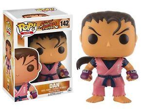 Figurine-Pop-Games-Street-Fighter-Dan-Vinyl-Figure-Funko