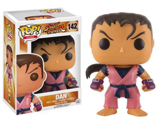 Figurine - Pop! Games - Street Fighter - Dan - Vinyl Figure - Funko