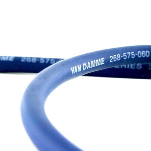 Van Damme Professional Studio Blue Series Lautsprecherkabel 2x0.75-2x6.0mm