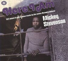 """Lot #266 Here I Am by William """"Mickey"""" Stevenson (CD, Aug-2009, ) NEW"""