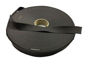 "5 Metres - Met Grey 19mm / 0.75"" Binding (Bias Tape) (Military Spec 100% UK Made"