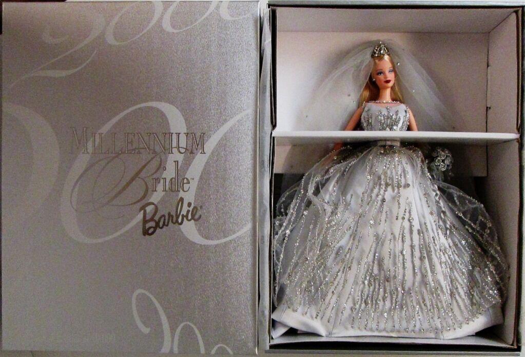 Millennium 2000 Novia De Muñeca Barbie (limited Edition) (Nuevo)