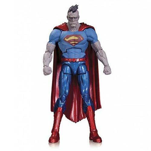 DC Comics Super Villains Bizarro Forever Evil 6in Action Figure