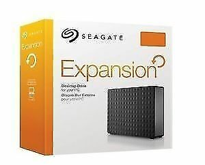 """Seagate 4 TB Expansion Usb External Hard Disk Drive 3.5"""" with power adaptor"""