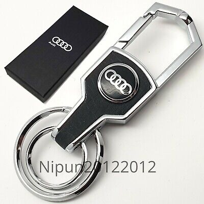 Audi Keyring Metal A1 A3 A5 A6 A7 A8 Great Quality Brand New