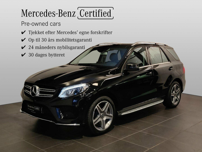 Mercedes GLE350 d 3,0 aut. 4-M 5d - 974.900 kr.