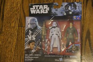 Star-Wars-The-Force-Awakens-Poe-Dameron-amp-First-Order-Snowtrooper-Deluxe-Pack