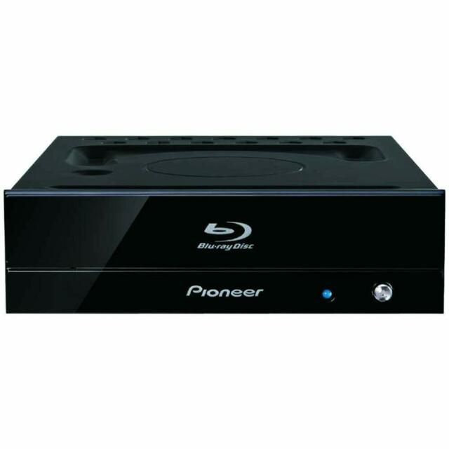 Pioneer Blue-ray Disc Writter BDR-S11J-X BD / DVD / CD Writer x16 UHDBD playback