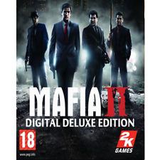 Mafia II 2 Digital Deluxe Edition Steam PC Key Digital Code Neu EU/DE