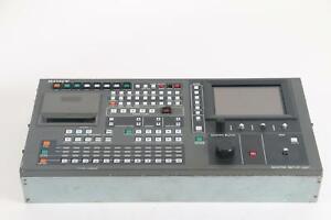 Sony MSU-700A Master Setup Unit